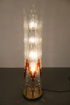 Poliarte Glass Floor Lamp by Poliarte Italy 1960 - 1192069