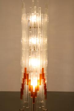 Poliarte Glass Floor Lamp by Poliarte Italy 1960 - 1192070