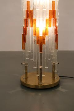 Poliarte Glass Floor Lamp by Poliarte Italy 1960 - 1192071