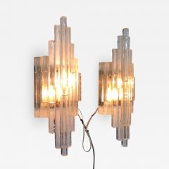 Poliarte Large 1970s Poliarte Wall Lights - 326434