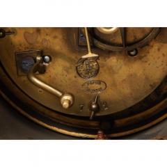 Popon A Paris A French Ormolu Mounted Bleu Turquin Marble Clock Japy Freres circa 1880 - 1110938