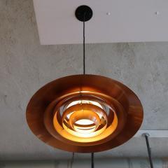 Preben Fabricius and Jorgen Kastholm Copper Pendant Light by Preben Fabricius J rgen Kastholm - 672756