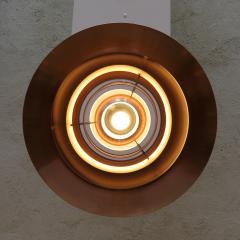 Preben Fabricius and Jorgen Kastholm Copper Pendant Light by Preben Fabricius J rgen Kastholm - 672757
