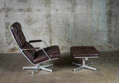 Preben Fabricius and Jorgen Kastholm Fabricius Kastholm Lounge Chair - 629563