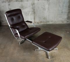 Preben Fabricius and Jorgen Kastholm Fabricius Kastholm Lounge Chair - 629566