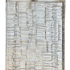 Pukeberg Brutalist table lamp in glass by Pukeberg - 2128764