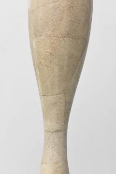 R Y Augousti Italian Modern Shagreen Vase R and Y Augousti - 358417