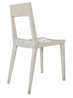R Y Augousti R Y Augousti Shagreen Chair - 1258836