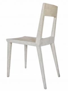 R Y Augousti R Y Augousti Shagreen Chair - 1258839