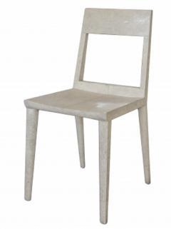 R Y Augousti R Y Augousti Shagreen Chair - 1258847