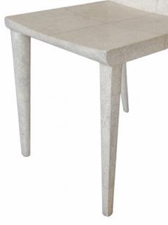 R Y Augousti R Y Augousti Shagreen Chair - 1258848