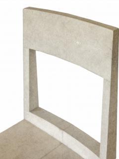 R Y Augousti R Y Augousti Shagreen Chair - 1258849
