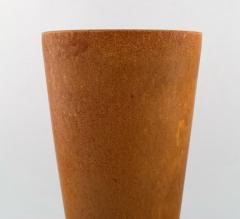 R rstrand Large R rstrand stoneware vase by Gunnar Nylund - 1303126