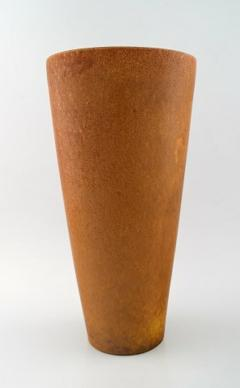 R rstrand Large R rstrand stoneware vase by Gunnar Nylund - 1303129