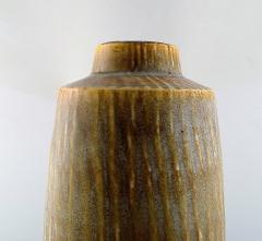 R rstrand Large R rstrand stoneware vase by Gunnar Nylund - 1303176