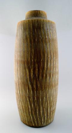 R rstrand Large R rstrand stoneware vase by Gunnar Nylund - 1303179