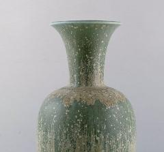 R rstrand Large vase in glazed ceramics Beautiful eggshell glaze in blue green shades - 1294464