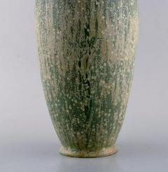 R rstrand Large vase in glazed ceramics Beautiful eggshell glaze in blue green shades - 1294465