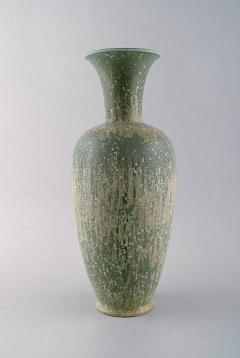 R rstrand Large vase in glazed ceramics Beautiful eggshell glaze in blue green shades - 1294466