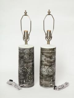 R rstrand Olle Alberius Rorstrand Porcelain Lamps - 780997
