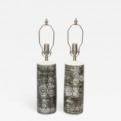 R rstrand Olle Alberius Rorstrand Porcelain Lamps - 782596