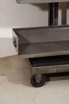 RACK Engineering RACK Engineering Industrial Bookcase with Wheels - 769049
