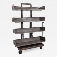 RACK Engineering RACK Engineering Industrial Bookcase with Wheels - 770145