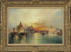 Rainone Galleries Inc Thomas Moran Venice 1897 - 886552