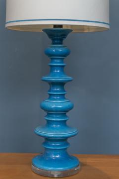 Raymor Mid Century Modern Italian Ceramic Table Lamp - 2046499