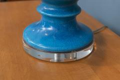 Raymor Mid Century Modern Italian Ceramic Table Lamp - 2046502