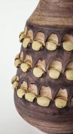 Raymor Raymor Pine Cone Ceramic Vase Labeled - 1957849