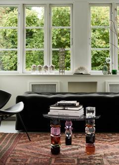 Reflections Copenhagen Orlando Contemporary Crystal Table - 769041