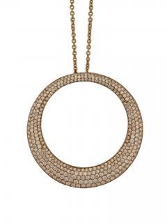 Roberto Coin Roberto Coin Circle Necklace - 448990