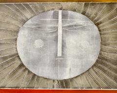 Roger Capron COFFEE TABLE BY ROGER CAPRON CERAMIC TABLE AU SOLEIL SUN MOTIF VALLAURIS C 1965 - 1928392