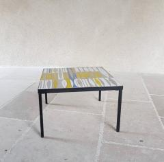 Roger Capron Ceramic Coffee Table France 1960s - 1928778
