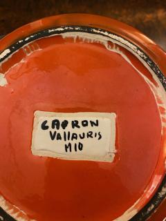 Roger Capron Ceramic Vase Flowerpot France 1960s - 2012902