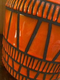 Roger Capron Ceramic Vase Flowerpot France 1960s - 2012903