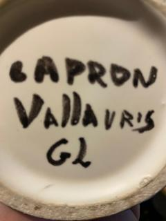 Roger Capron Ceramic Vase France 1950s - 2060604
