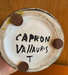 Roger Capron Ceramic Vase France 1960s - 1992023