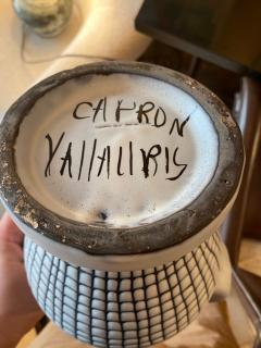 Roger Capron Ceramic vase France 1960s - 2023199