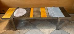 Roger Capron Coffee Table Soleil  - 1963906
