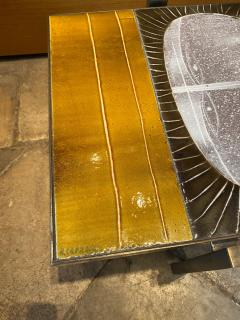 Roger Capron Coffee Table Soleil  - 1963909