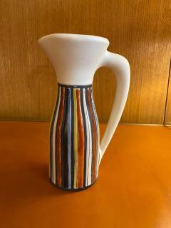 Roger Capron Pitcher Vase France 1960s - 2010994