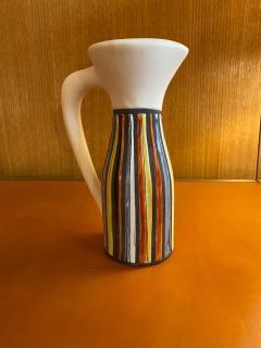 Roger Capron Pitcher Vase France 1960s - 2010995