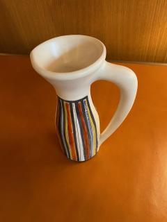 Roger Capron Pitcher Vase France 1960s - 2010997