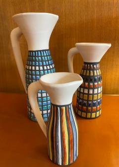 Roger Capron Pitcher Vase France 1960s - 2011000