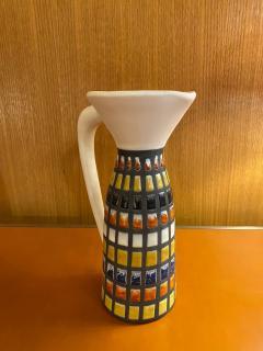 Roger Capron Pitcher vase France 1960s - 2020350