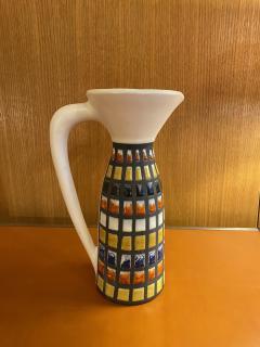 Roger Capron Pitcher vase France 1960s - 2020351