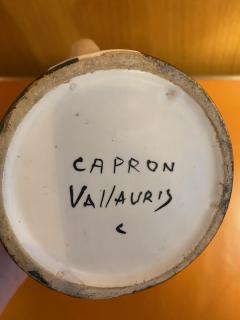Roger Capron Pitcher vase France 1960s - 2020353