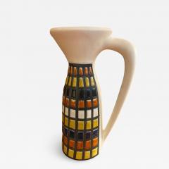 Roger Capron Pitcher vase France 1960s - 2022148